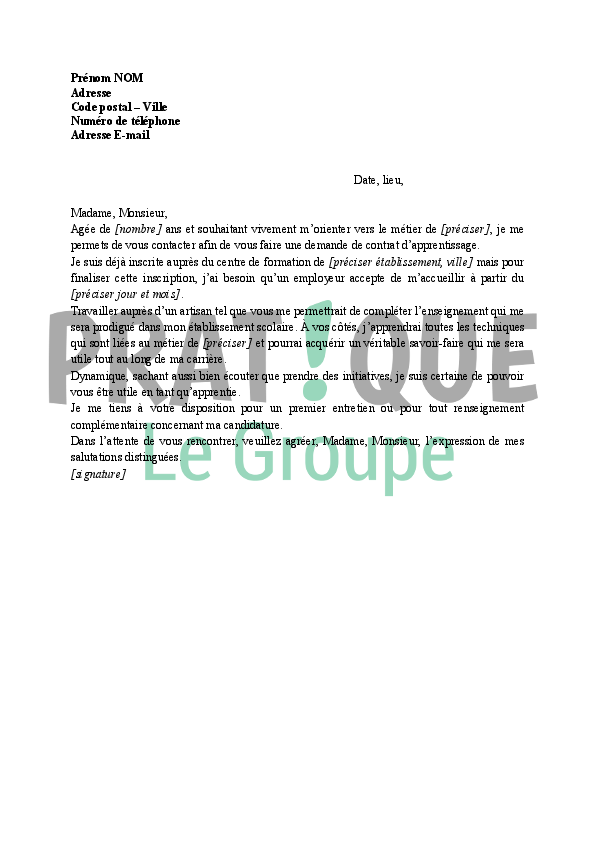 document en format pdf