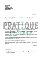 Lettre Caf Declaration Naissance