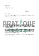 Lettre de demande de nationalité française