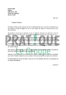 Lettre de motivation pour un stage d'avocat