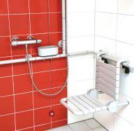 Tuyaux paroi de douche italienne 70 cm for Paroi douche italienne 70 cm