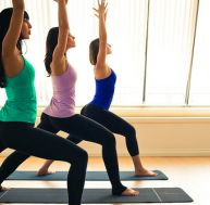 Yoga - © lululemon athletica / Flickr cc.