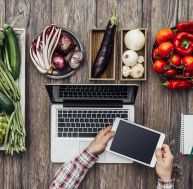 6 apps contre le gaspillage alimentaire / iStock.com-demaerre
