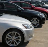 Choisir un modèle de voiture
