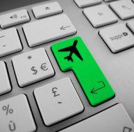 Achat de billets d'avion sur internet