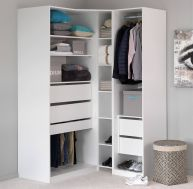 des astuces pour organiser son dressing. Black Bedroom Furniture Sets. Home Design Ideas