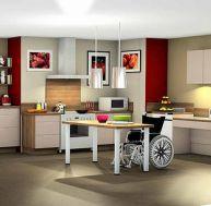 Pièce aménagée pour les handicapés © CHAMPARDENNAISAXONAIS / Flickr