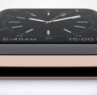 Aperçu de l'Apple Watch - copyright Apple