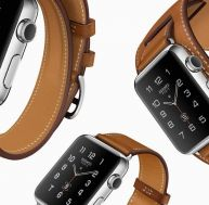 Aperçu de l'Apple Watch à la sauce Hermes