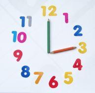 Apprendre à lire l'heure à un enfant