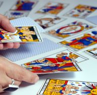 Les associations de cartes au Tarot de Marseille