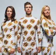 Et maintenant, les pyjamas... Big Mac - copyright McDonald's