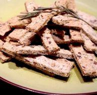Recette des biscuits apéritif aux flocons d'avoine
