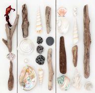 Créer sa décoration en bois flotté