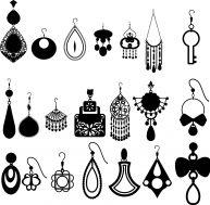Comment fabriquer des porte boucles d'oreilles originaux ?