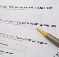 Méthode d'établissement d'un bulletin de paie