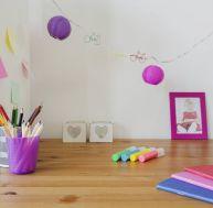 Organiser le bureau de votre enfant