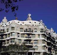 "Casa Milà ""La Pedrera"". © Tourisme Barcelone / L. Bertran"