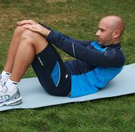 Muscler ses abdominaux : partie haute du grand droit en dynamique
