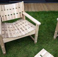 Le teck, matériau star du mobilier de jardin