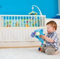 La chambre idéale pour un bébé