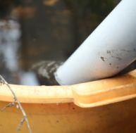 Choisir et installer une cuve de récupération de l'eau de pluie