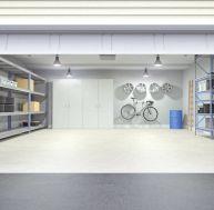 relooker un garage de fa on design. Black Bedroom Furniture Sets. Home Design Ideas