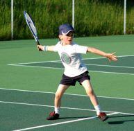 Clubs de tennis pour enfants à Paris