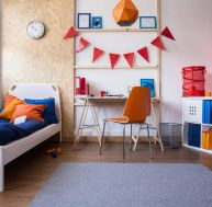 Comment organiser une chambre d'enfant ? / iStock.com - KatarzynaBialasiewicz