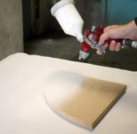 Peinture la chaux badigeon la chaux nos conseils for Peinture a la chaux au rouleau