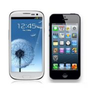Galaxy S3 ou iPhone 5 ?