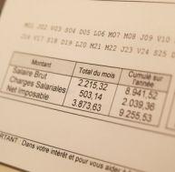Comprendre une fiche de paie
