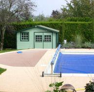 Différents systèmes de couverture d'une piscine