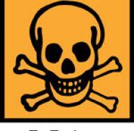 Symboles de risques
