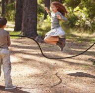 4 règles de partie de corde à sauter