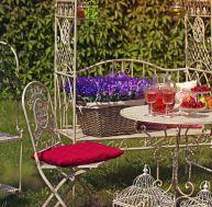 Coussins de chaise pour le jardin
