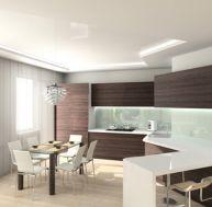 Réaliser une cuisine design