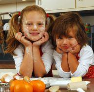 Idées de recettes à faire avec des enfants