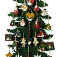 Décorer un sapin de Noël - © Country Casa