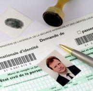 Joindre les documents nécessaires pour une demande de carte d'identité