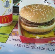 Ce qu'il se passe dans notre corps lorsque l'on mange un Big Mac