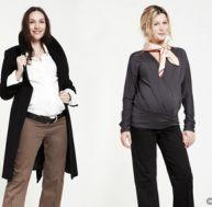 Vêtements de bureau pour femmes enceintes © émoi émoi