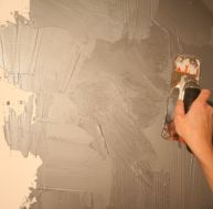 Enduire un mur intérieur