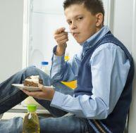 Les signes de la boulimie chez l'enfant