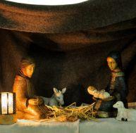 Fabriquer une crèche de Noël
