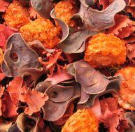 Faire un pot pourri avec des fleurs séchées