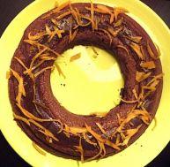 Recette du fondant au chocolat et à l'orange confite