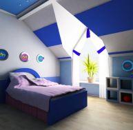 Une chambre adaptée au goût et à l'âge de votre enfant