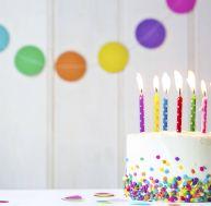 Cinq home-made décorations pour un anniversaire