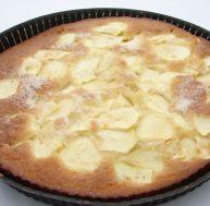 Recette du gâteau aux pommes